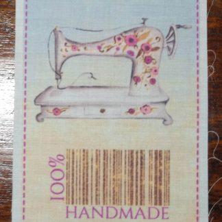 handmade naaimachine