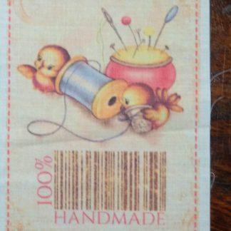 handmade naaigerei