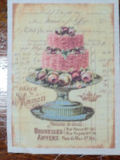 taart roze